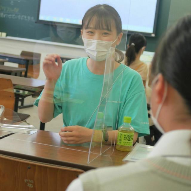 和泉短期大学 ナイトミニオープンキャンパス3