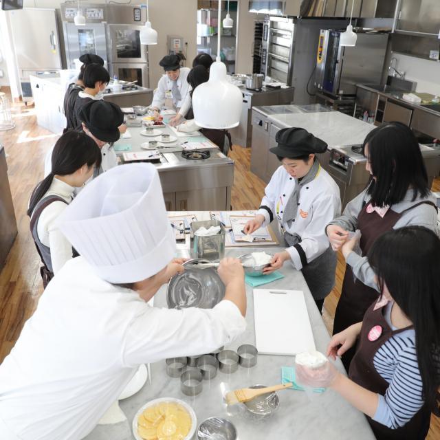 横浜スイーツ&カフェ専門学校 ★スペシャルオープンキャンパス★2