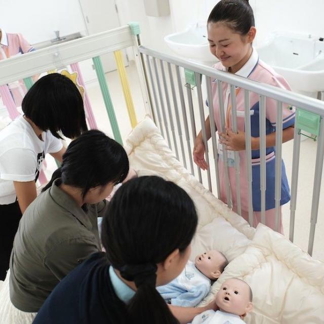 人間環境大学 看護学部 オープンキャンパス3