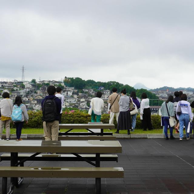東北工業大学 八木山キャンパス見学会4