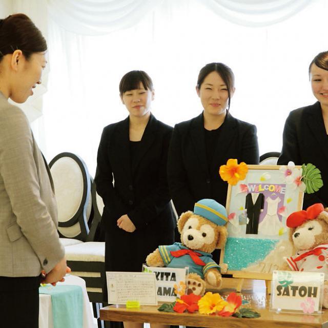 沖縄ブライダル&ホテル観光専門学校 6月もオープンキャンパスへGO!!2
