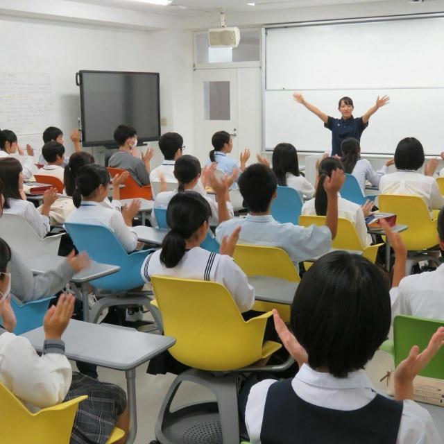 広島文化学園大学 子ども学科★説明会(高校3年生対象)1
