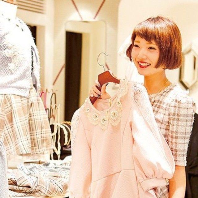 ファッションビジネス学科【8月体験】オシャレを先取り!