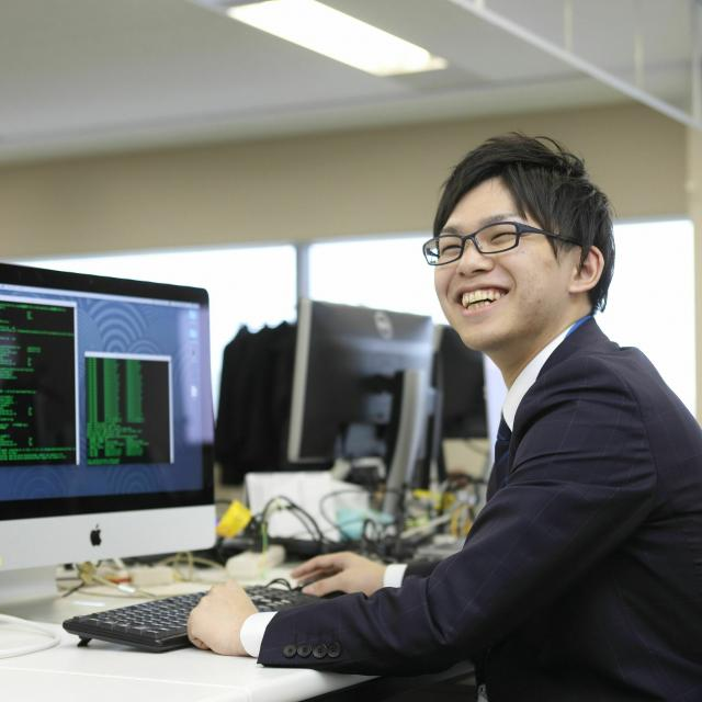仙台大原簿記情報公務員専門学校 最先端のテクノロジーを操るスペシャリストへ【情報系】2