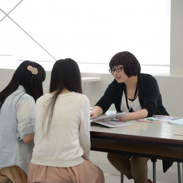 名古屋ファッション専門学校 8月 オープンキャンパス『体験入学&相談会』3