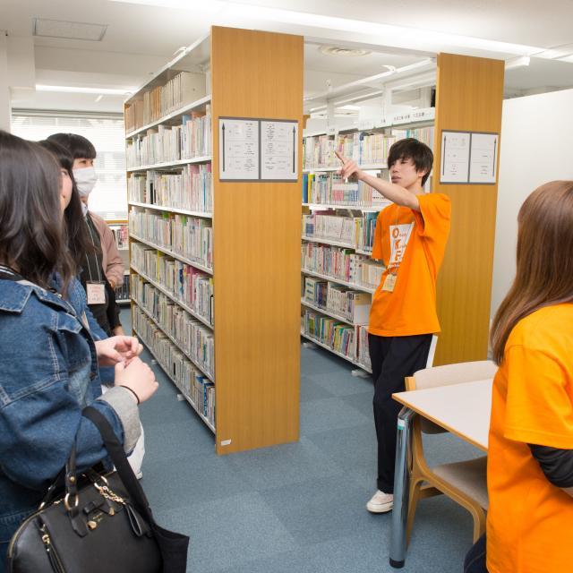 大阪健康福祉短期大学 子ども福祉学科★オープンキャンパス3