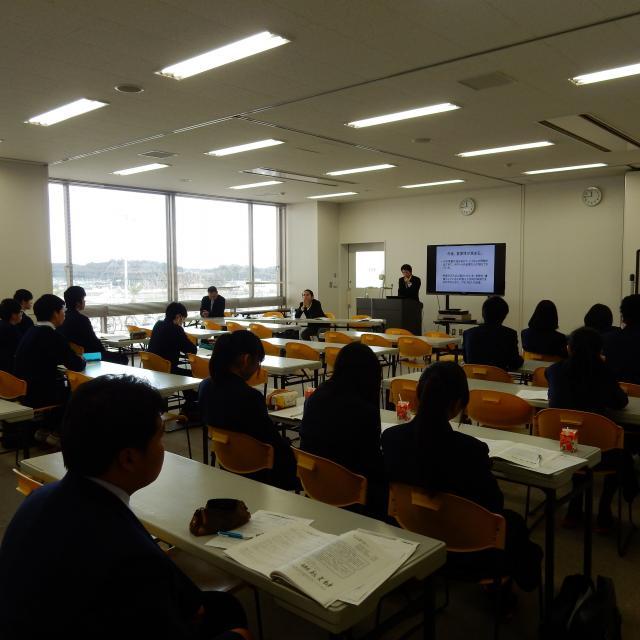 宇都宮短期大学 春の大学体験講座3