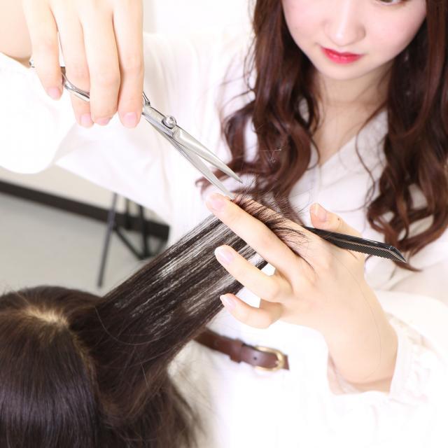 東京マックス美容専門学校 美容実習体験3