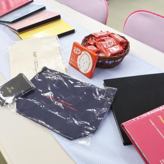 神戸親和女子大学 大学見学会「Shinwamily*Day」3