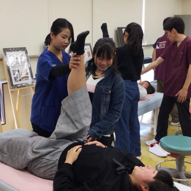 神戸医療福祉専門学校中央校 スポーツに興味がある高3の皆さん、AO入試まだ間に合います!4