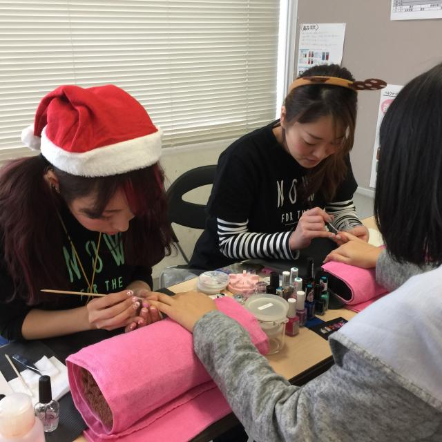 ベルフォートアカデミーオブビューティ オープンキャンパス ★クリスマスSP★2