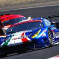 中日本自動車短期大学 憧れのフェラーリに触れられるチャンス!!