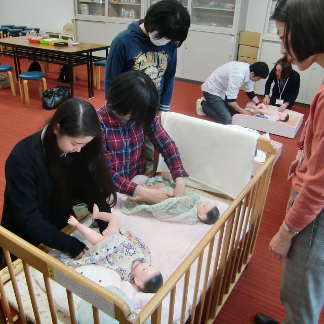 第一幼児教育専門学校 オープンキャンパス4
