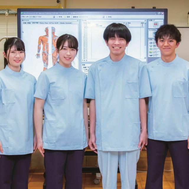 山口コ・メディカル学院 12/4(土)オープンキャンパス3