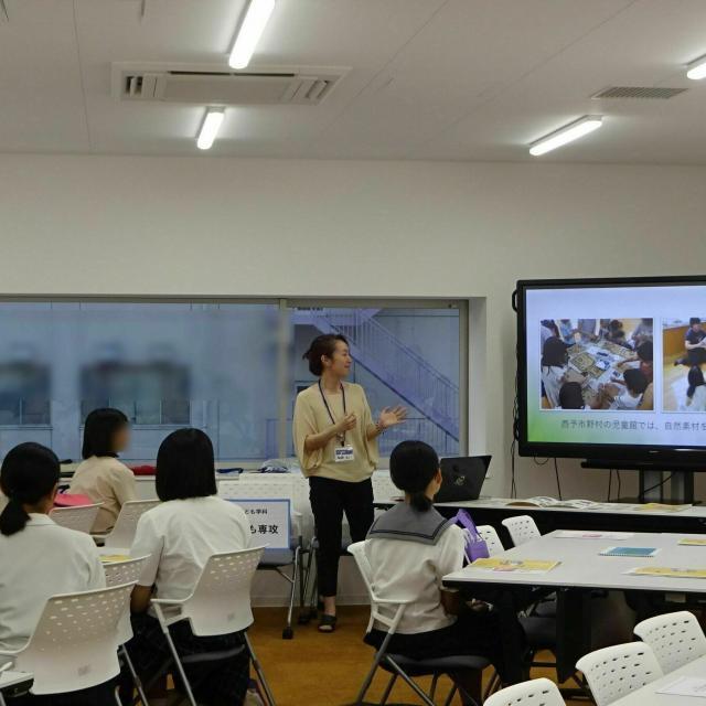 松山東雲女子大学 ☆彡ムーンライト・オープンキャンパス 2020☆彡3