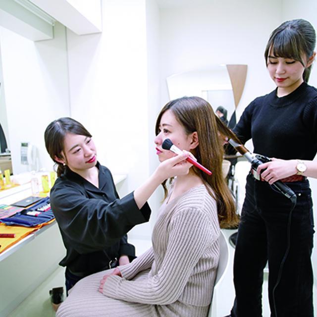 国際理容美容専門学校 【高校3年生限定】ビューティアーティスト科イベント1
