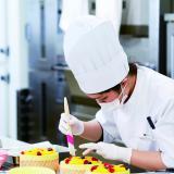 【製菓コース】たくさんの人を笑顔にできるパティシエに!の詳細
