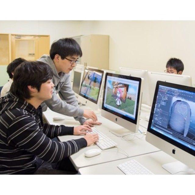 大阪情報専門学校 大卒資格が取れる!IT・ゲーム・事務を学んで就職力をつける!2