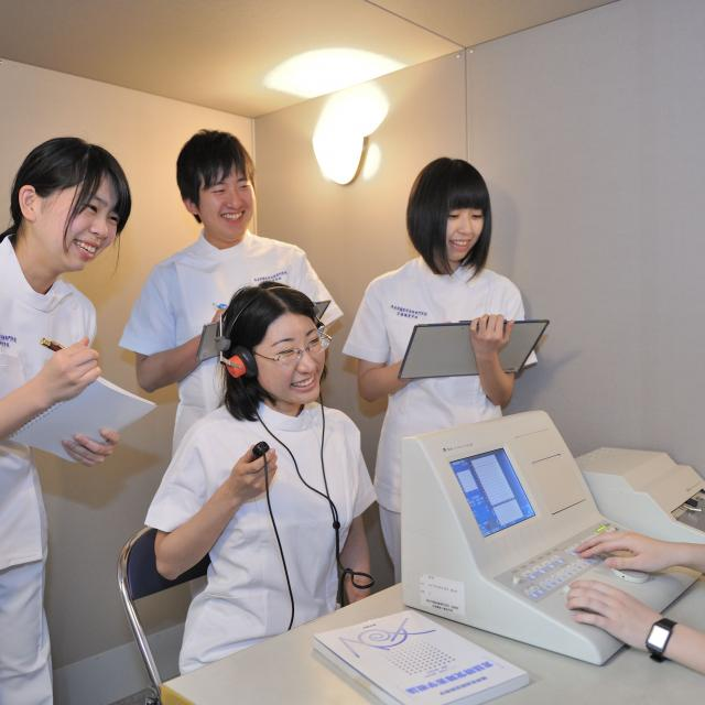 西武学園医学技術専門学校 東京池袋校 オープンキャンパス(言語聴覚学科)3