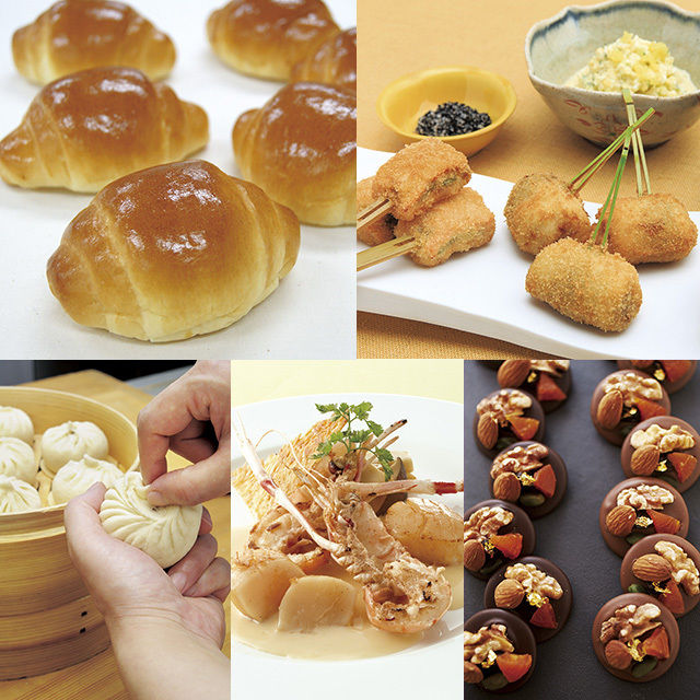 エコール 辻 東京 エコール 辻 東京  ☆彡 FOOD & SWEETS FESTA ☆彡1