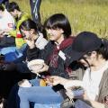 新宿調理師専門学校 ♪秋の大収穫祭♪一緒に野外授業体験♪