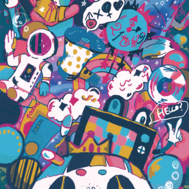 仙台デザイン専門学校 とにかく絵を描くのが好きならココ!【メディアイラストコース】1