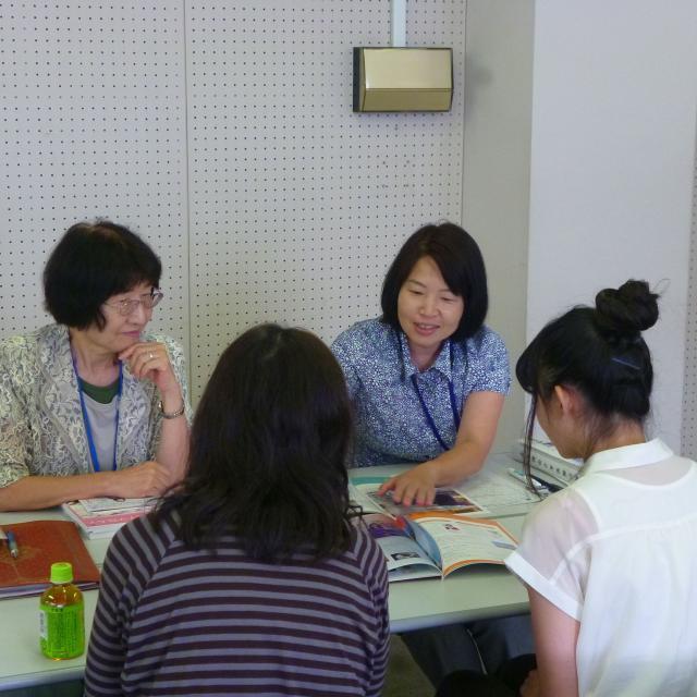 神戸海星女子学院大学 初夏のオープンキャンパス(個別相談型)1