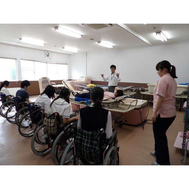 岡山医療福祉専門学校 2018年度【介護福祉学科】個別体験型オープンスクール2
