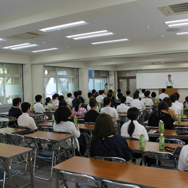 専門学校静岡工科自動車大学校 オープンキャンパス【授業公開】1
