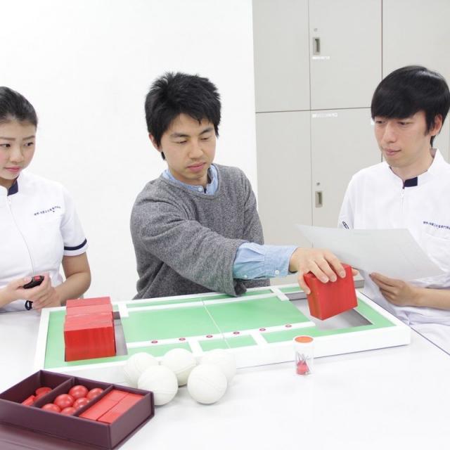 理学・作業名古屋専門学校 オープンキャンパス1