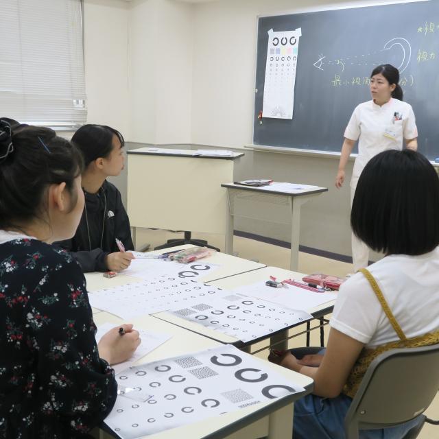 大阪医療福祉専門学校 適性AO入試の「課題授業」の中身を全部見せちゃいます!1