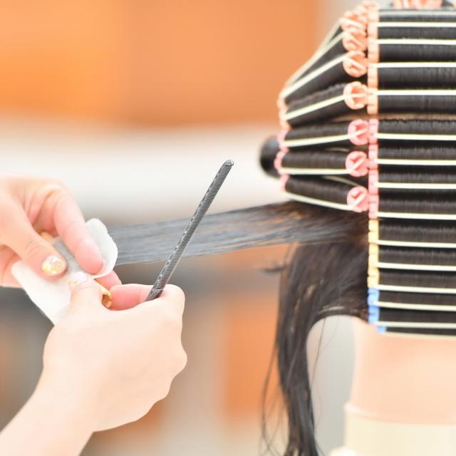 グラムール美容専門学校 オープンキャンパス!選べる美容実習+じっくり個別相談できる!3