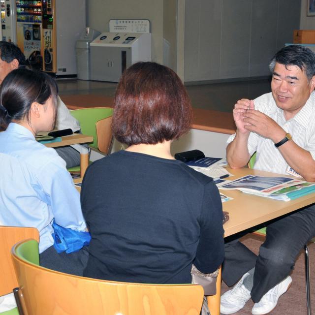 専門学校川崎リハビリテーション学院 2018年度 3校合同オープンキャンパス4