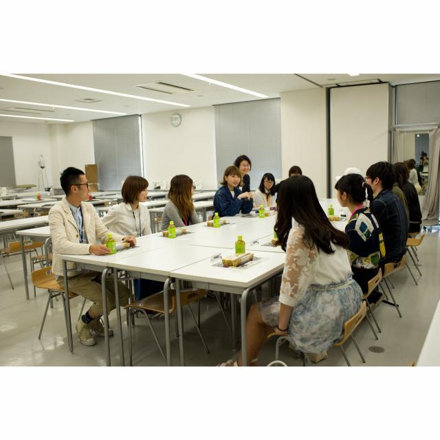 渋谷ファッション&アート専門学校 学校説明会2