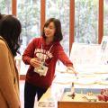 先輩や先生との距離が近くて相談しやすいアットホームな雰囲気☆/東京未来大学
