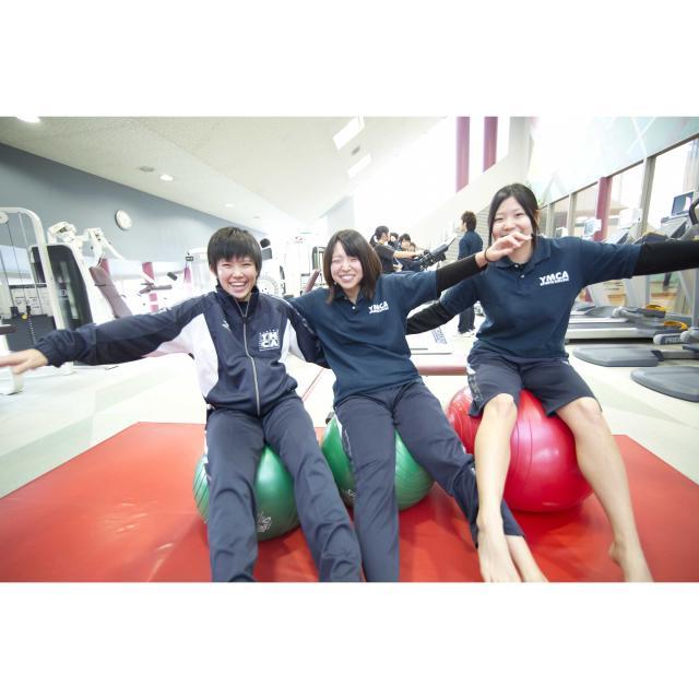 横浜YMCAスポーツ専門学校 スポーツクラブで実技体験!【ダンス系プログラム、マシン体験】1