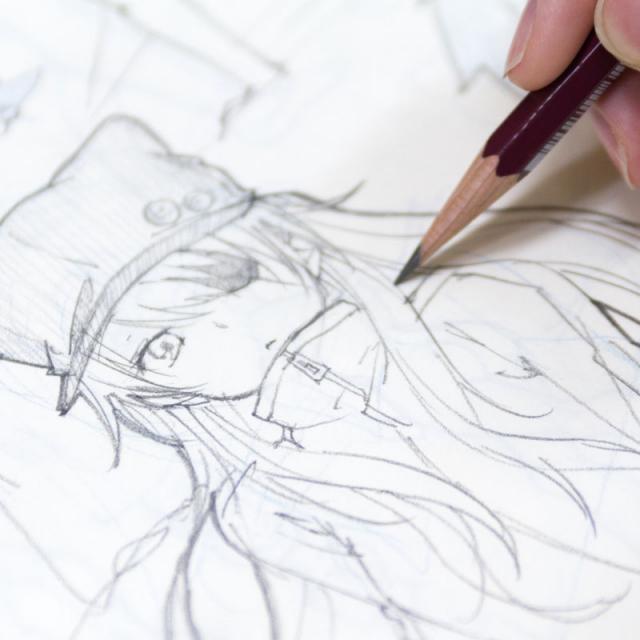 専門学校 九州デザイナー学院 4月の体験入学(アニメ)3