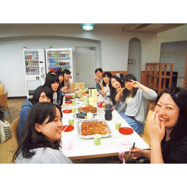 大阪保育福祉専門学校 法人内施設の子どもと一緒にバレンタインスペシャル♪1