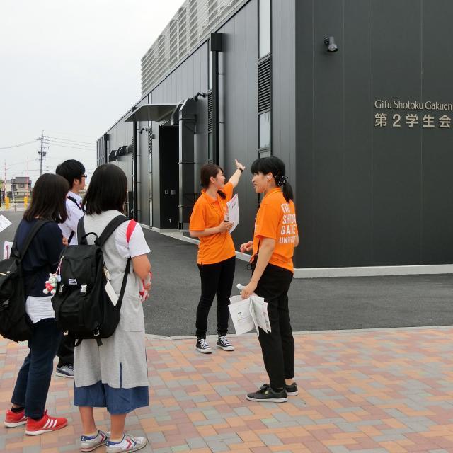 岐阜聖徳学園大学 2019 OPEN CAMPUS-HASHIMA2
