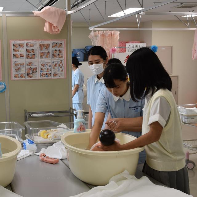 湘南平塚看護専門学校 オープンキャンパス1