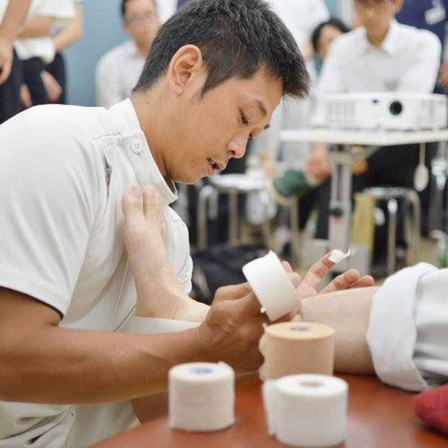 福島医療専門学校 【柔道整復師、鍼灸師を目指している方必見】オープンキャンパス1