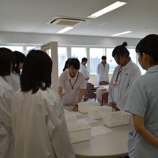 北海道医薬専門学校 オープンキャンパス(薬業・医療事務・保育学科 半日タイプ)3