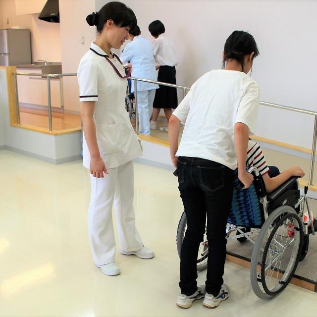 専門学校 北九州看護大学校 ★☆実際にチャレンジ!!オープンキャンパス2018★☆2