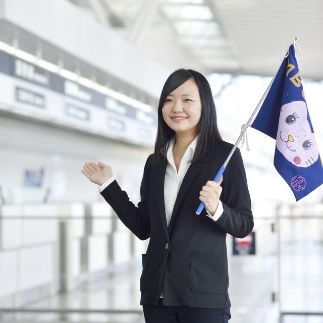 国際マルチビジネス専門学校 8月1日(水)★空港見学会1