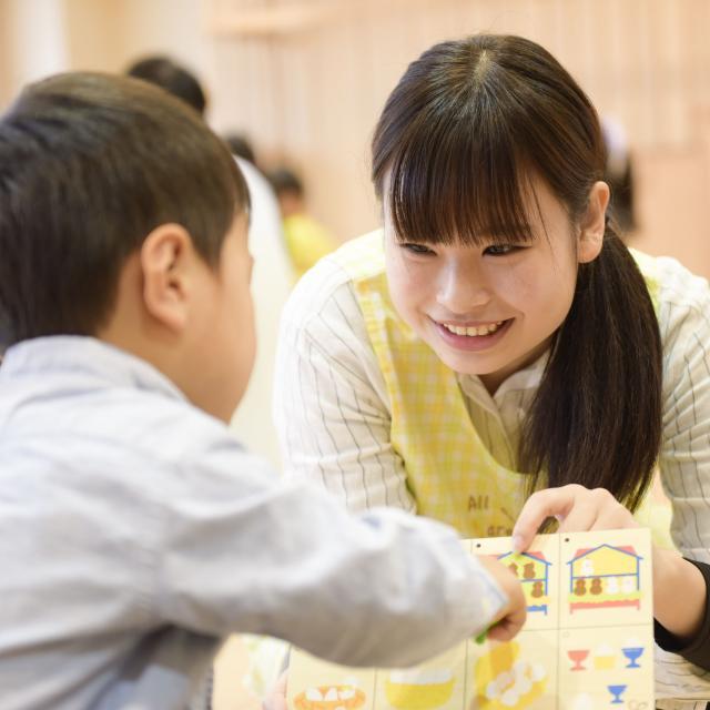 東京福祉専門学校 こども保育科・こども保育科夜間主コース オープンキャンパス1