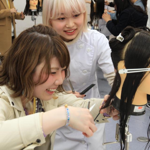 2017  NICHIBI 体験入学【専門科】