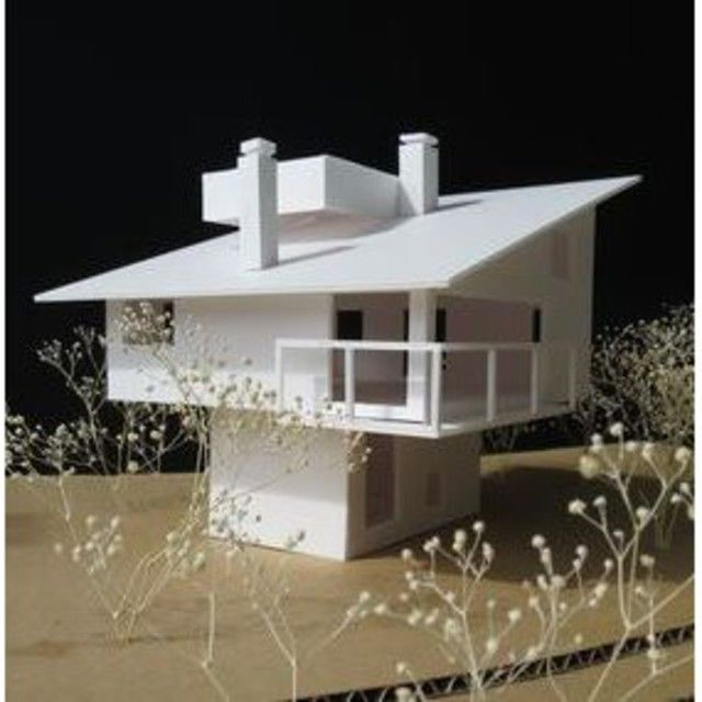 京都建築大学校 建築模型制作ができるオープンキャンパス2