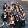 資生堂美容技術専門学校 【実習コース】ワインディング・エアブラシ・シャンプー