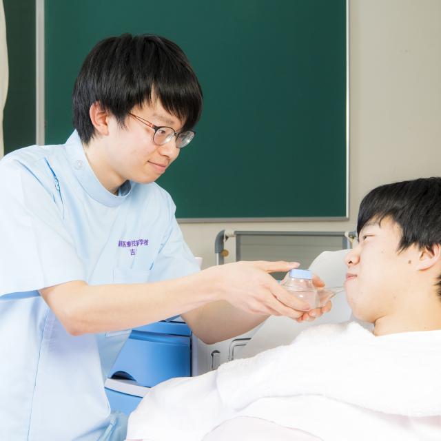 藤華医療技術専門学校 《6月》看護学科オープンキャンパス3
