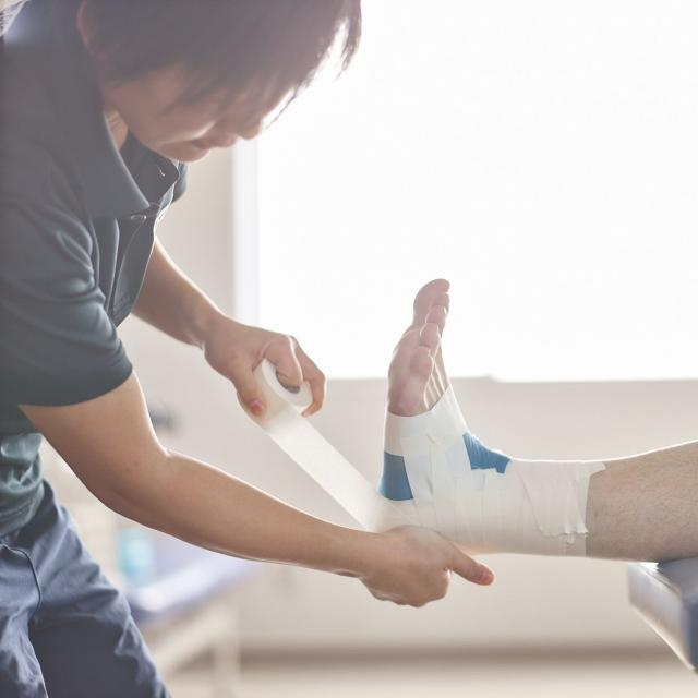 神奈川衛生学園専門学校 【鍼灸マッサージ】体験入学4